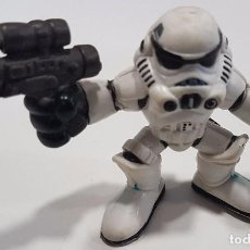 Figuras y Muñecos Star Wars: FIGURA STAR WARS PVC , STORMTROOPER. Lote 69758701