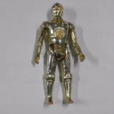 Figuras y Muñecos Star Wars: FIGURA DE C3PO. STAR WARS. LA GUERRA DE LAS GALAXIAS. HECHO POR GMFGI 1977 HONG KONG.. Lote 70052805