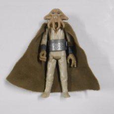 Figuras y Muñecos Star Wars: FIGURA DE SQUID HEAD. STAR WARS. LA GUERRA DE LAS GALAXIAS. LFL 1983 MADE IN HONG KONG. . Lote 70054541