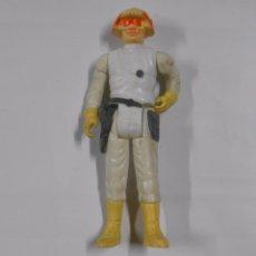 Figuras y Muñecos Star Wars: FIGURA DE CLOUD CAR PILOT. STAR WARS. LA GUERRA DE LAS GALAXIAS. LFL 1981. MADE IN HONG KONG. Lote 70227325