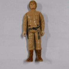 Figuras y Muñecos Star Wars: FIGURA DE LUKE SKYWALKER. STAR WARS. LA GUERRA DE LAS GALAXIAS. COPYRIGHT LFL. 1980. HONG KONG.. Lote 70065049