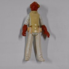 Figuras y Muñecos Star Wars: FIGURA DE ADMIRAL ACKBAR. STAR WARS. LA GUERRA DE LAS GALAXIAS. COPYRIGHT LFL 1982. TAIWAN.. Lote 70139985
