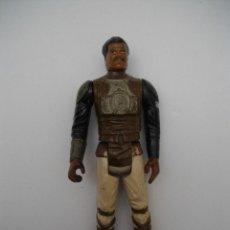 Figuras y Muñecos Star Wars: LANDO CALRISSIAN SKIFF GUARD DISGUISE FIGURA STAR WARS VINTAGE ORIGINAL KENNER AÑO 1983. Lote 70281121