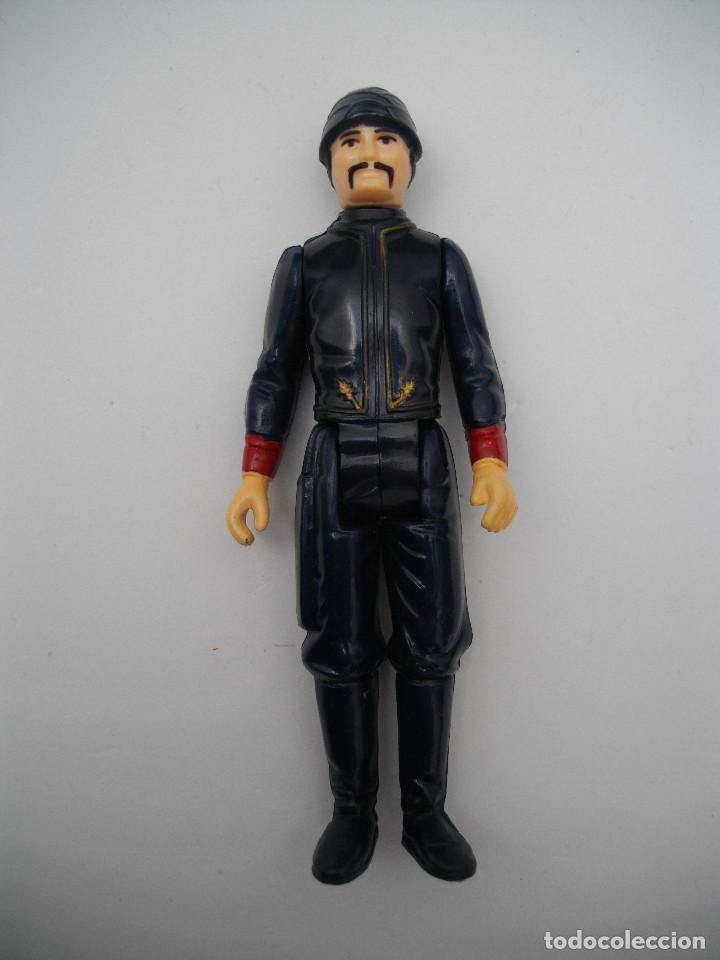 BESPIN SECURITY GUARD WHITE FIGURA STAR WARS VINTAGE ORIGINAL KENNER AÑO 1981 (Juguetes - Figuras de Acción - Star Wars)