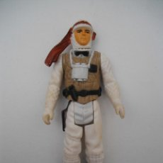 Figuras y Muñecos Star Wars: LUKE SKYWALKER HOTH GEAR FIGURA STAR WARS VINTAGE ORIGINAL KENNER AÑO 1980. Lote 70283333