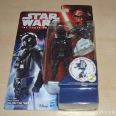 Figuras y Muñecos Star Wars: STAR WARS THE FORCE AWAKENS : TIE FIGHTER PILOT. HASBRO. A ESTRENAR EN BLISTER. Lote 70541961