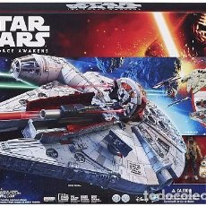 Figuras y Muñecos Star Wars: STAR WARS THE FORCE AWAKENS - MILLENNIUM FALCON - HASBRO. Lote 71170161
