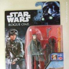 Figuras y Muñecos Star Wars: FIGURA SERGEANT JYN ERSO ( EADU ) - STAR WARS ROGUE ONE - DISNEY HASBRO. Lote 71180517