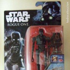 Figuras y Muñecos Star Wars: FIGURA K-2SO ANDROIDE ROBOT - STAR WARS ROGUE ONE - DISNEY HASBRO. Lote 71180909