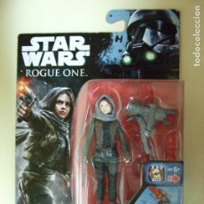 Figuras y Muñecos Star Wars: FIGURA SERGEANT JYN ERSO ( JEDHA ) - STAR WARS ROGUE ONE - DISNEY HASBRO. Lote 71181089
