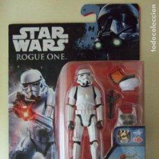 Figuras y Muñecos Star Wars: FIGURA STORMTROOPER SOLDADO IMPERIAL - STAR WARS ROGUE ONE DISNEY HASBRO MUÑECO GUERRA LAS GALAXIAS. Lote 130693338