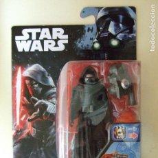 Figuras y Muñecos Star Wars: FIGURA KYLO REN - STAR WARS BLÍSTER TIPO ROGUE ONE - DISNEY HASBRO. Lote 71181889