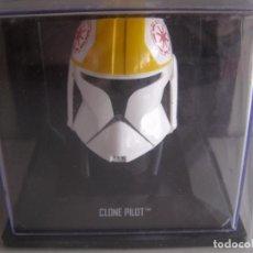 Figuras y Muñecos Star Wars: CASCO STAR WARS ESCALA 1/5, COLECCION ALTAYA, MODELO CLONE PILOT.. Lote 71600123