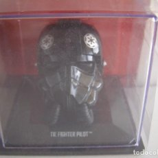 Figuras y Muñecos Star Wars: CASCO STAR WARS ESCALA 1/5, COLECCION ALTAYA, MODELO FIGHTER PILOT.. Lote 71600147