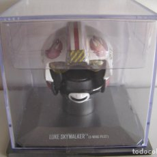 Figuras y Muñecos Star Wars: CASCO STAR WARS ESCALA 1/5, COLECCION ALTAYA, MODELO LUKE SKYWALKER X-WING PILOT.. Lote 71600263