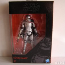 Figuras y Muñecos Star Wars: FIGURA STAR WARS , EPISODIO VII BLACK SERIES, CAPITAN PHASMA, HASBRO, 11 CM. Lote 71600787