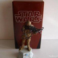 Figuras y Muñecos Star Wars: FIGURA STAR WARS , AJEDREZ, CHESS DE AGOSTINI, 1/24, CHEWBACCA.. Lote 73769029