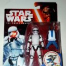 Figuras y Muñecos Star Wars: STAR WARS # STORMTROOPER # THE FORCE AWAKENS - NUEVO EN SU BLISTER ORIGINAL DE HASBRO.. Lote 71724215