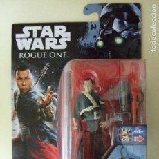Figuras y Muñecos Star Wars: FIGURA CHIRRUT IMWE - STAR WARS ROGUE ONE - DISNEY HASBRO. Lote 72140243