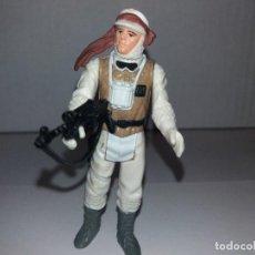 Figuras y Muñecos Star Wars: KENNER STAR WARS LUKE SKYWALKER HOTH AÑO 1980 CON SU ARMA ORIGINAL.PRIMERAS FIGURAS. Lote 95597130