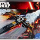 Figuras y Muñecos Star Wars: STAR WARS THE FORCE AWAKENS X-WING FIGHTER CON FIGURA POE DAMERON. Lote 72317763