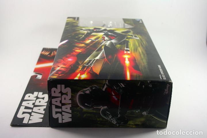 Figuras y Muñecos Star Wars: STAR WARS THE FORCE AWAKENS ELITE SPEEDER BIKE CON FIGURA STORMTROOPER - Foto 3 - 72317927