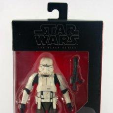 Figuras y Muñecos Star Wars: FIGURA STAR WARS THE BLACK SERIES ROGUE ONE HOVERTANK PILOT - PILOTO DE HOVERTANK. Lote 72318335