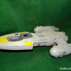 Figure e Bambolotti Star Wars: NAVE STAR WARS Y-WING FIGHTER RETORNO DEL JEDI - KENNER 1983. Lote 73122275