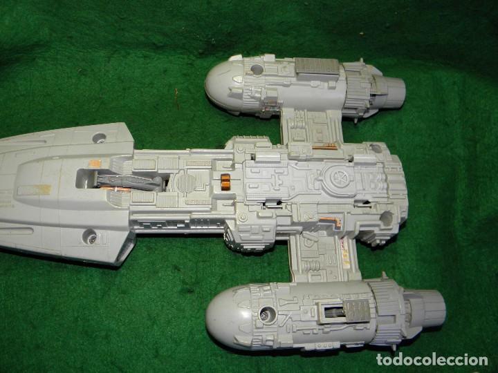 Figuras y Muñecos Star Wars: NAVE STAR WARS Y-WING FIGHTER RETORNO DEL JEDI - KENNER 1983 - Foto 5 - 73122275