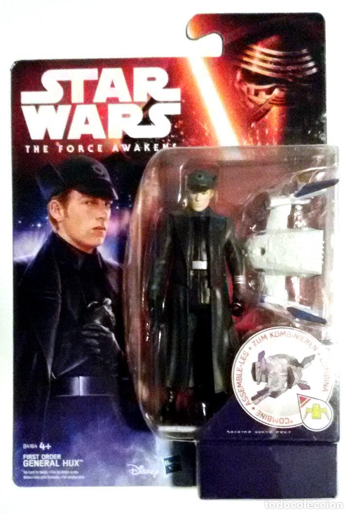 STAR WARS # GENERAL HUX # THE FORCE AWAKENS - NUEVO EN SU BLISTER ORIGINAL DE HASBRO. (Juguetes - Figuras de Acción - Star Wars)