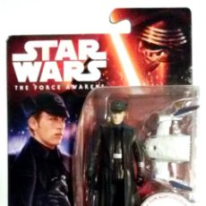 Figuras y Muñecos Star Wars: STAR WARS # GENERAL HUX # THE FORCE AWAKENS - NUEVO EN SU BLISTER ORIGINAL DE HASBRO.. Lote 114632606