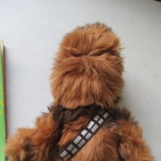Figuras y Muñecos Star Wars: PELUCHE: CHEWBACCA- STAR WARS CLASSIC 25 CM.- FAMOSA- SOFTIES-ORIGINAL DISNEY-S/F. Lote 74765823