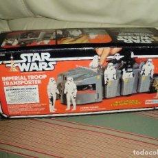 Figuras y Muñecos Star Wars: STAR WARS VINTAGE IMPERIAL TROOP TRANSPORTER 1977. Lote 75728399