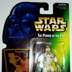 Figuras y Muñecos Star Wars: STAR WARS # HOTH REBEL SOLDIER # THE POWER OF THE FORCE - NUEVO EN SU BLISTER ORIGINAL - DE KENNER.. Lote 75894275