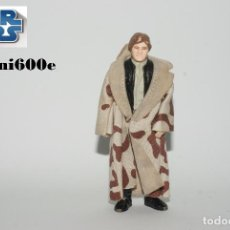 Figure e Bambolotti Star Wars: HAN SOLO TRENCH COAT - 1984 - FIGURA VINTAGE - STAR WARS - STARWARS - PONCHO ENDOR RETORNO DEL JEDI. Lote 76529629