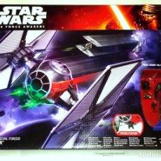 Figuras y Muñecos Star Wars: STAR WARS # TIE FIGHTER # THE FORCE AWAKENS - NUEVO EN SU CAJA ORIGINAL DE HASBRO.. Lote 113293210