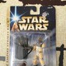 Figuras y Muñecos Star Wars: BOSSK EXECUTOR MEETING.COLECCION SAGA,EN BLISTER USA. POSIBILIDAD DE LOTES CON DESCUENTOS.. Lote 77488693
