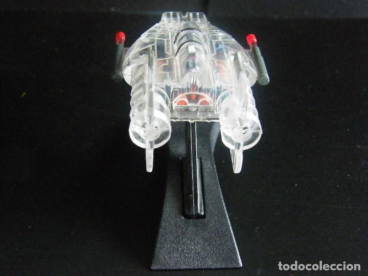 Figuras y Muñecos Star Wars: Star Wars. Micromachines. Nave de la colección I de la flota de combate Rayos X. Con soporte. - Foto 3 - 81863182