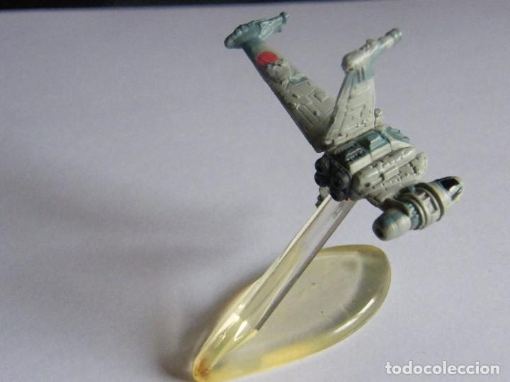 Figuras y Muñecos Star Wars: Star Wars. Micromachines.B-WING STARFIGHTER. Colección IX. Miniaturas. - Foto 2 - 78426657