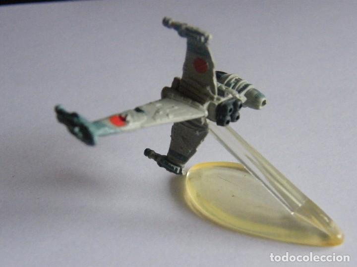 Figuras y Muñecos Star Wars: Star Wars. Micromachines.B-WING STARFIGHTER. Colección IX. Miniaturas. - Foto 3 - 78426657