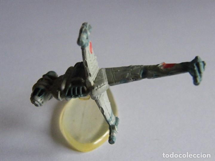 Figuras y Muñecos Star Wars: Star Wars. Micromachines.B-WING STARFIGHTER. Colección IX. Miniaturas. - Foto 4 - 78426657