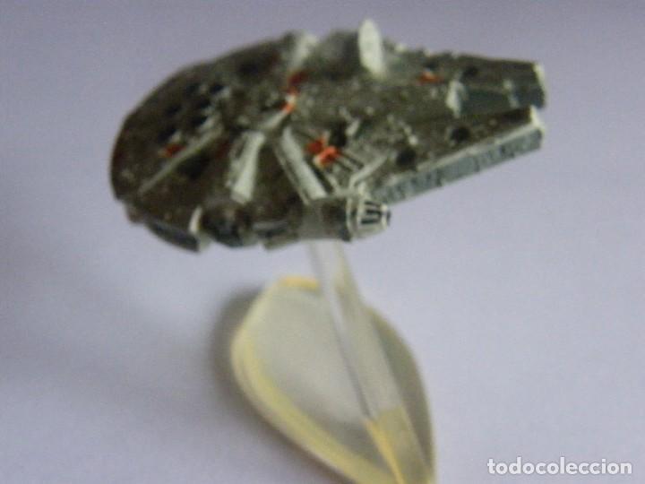 Figuras y Muñecos Star Wars: Star Wars. Micromachines. Halcon Mileneario. Colección II. Miniaturas. - Foto 2 - 78426989