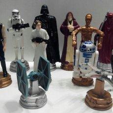 Figuras y Muñecos Star Wars: FIGURAS STAR WARS LUCASFILM LTD LOTE DE 11 FIGURAS STAR WARS. Lote 78451273