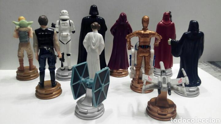 Figuras y Muñecos Star Wars: FIGURAS STAR WARS LUCASFILM LTD LOTE DE 11 FIGURAS STAR WARS - Foto 2 - 78451273