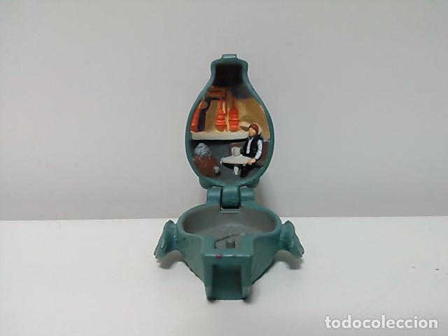 Figuras y Muñecos Star Wars: Diorama Micro Machines - Micromachines Star Wars Greedo - 1996 - Foto 2 - 79006553