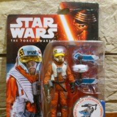 Figuras y Muñecos Star Wars: STAR WARS - FIGURA ASTY - X-WING - PILOT - PILOTO - BLISTER - HASBRO - PRECINTADO - NUEVO. Lote 78963197