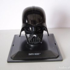 Figuras y Muñecos Star Wars: CASCO DE DARTH VADER STAR WARS, ESCALA 1/5 COLECCION ALTAYA. Lote 84572622