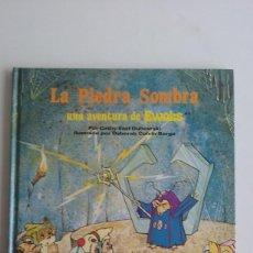 Figuras y Muñecos Star Wars - COMIC/UNA AVENTURA DE EWOKS STAR WARS/LA PIEDRA SOMBRA. - 80476485