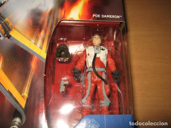 Figuras y Muñecos Star Wars: STAR WARS THE FORCE AWAKENS X-WING FIGHTER POE DAMERON CAJA PRECINTADA - Foto 3 - 81236712