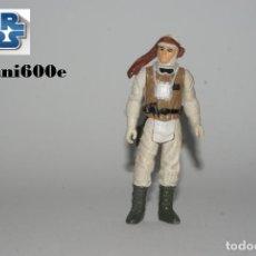 Figure e Bambolotti Star Wars: LUKE SKYWALKER HOTH - 1980 - FIGURA VINTAGE - STAR WARS - STARWARS - EL IMPERIO CONTRAATACA. Lote 81912396